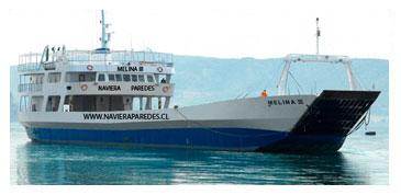 Barcaza Melina III