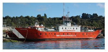 Transbordador Isla Mancera