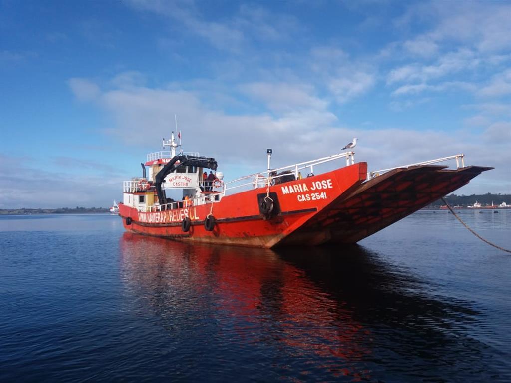 Barcaza Maria José